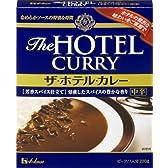 ハウス ザ・ホテル・カレー 芳香スパイス仕立て 200g×10個