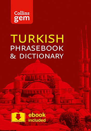 Download Collins Gem Turkish Phrasebook & Dictionary 0008135959