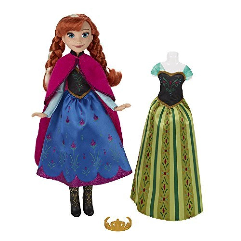Disney Frozen Coronation Change Anna [並行輸入品]