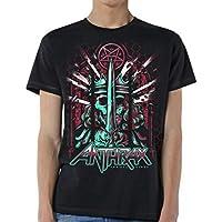ANTHRAX アンスラックス - For All Kings Poster/Tシャツ/メンズ 【公式/オフィシャル】