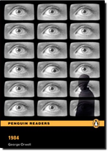 1984 CD Pack (Book &  CD) (Penguin Readers (Graded Readers))