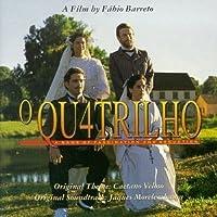 O QU4TRILHO (Original Soundtrack) by Caetano Veloso (1996-10-15)