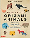 Realistic Origami Animals: 32 Amazing Paper Models from a Japanese Master