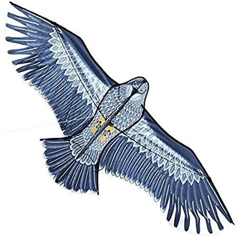 Eagle Kite動物凧子供のおもちゃ簡単、持ち運び便利使用Designed Withファッションパターンには、美しいクラシック