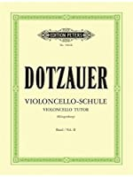 Dotzauer: Violoncello Tutor - Volume 2