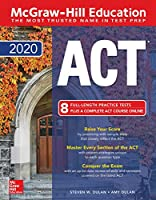 McGraw-Hill Education ACT 2020 edition (Mcgraw Hill Education ACT)