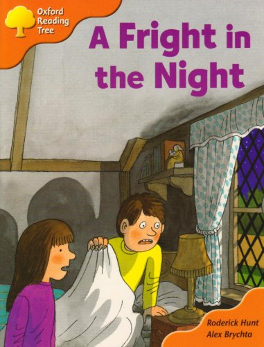 Oxford Reading Tree: Stage 6: More Storybooks A: a Fright in the Nightの詳細を見る