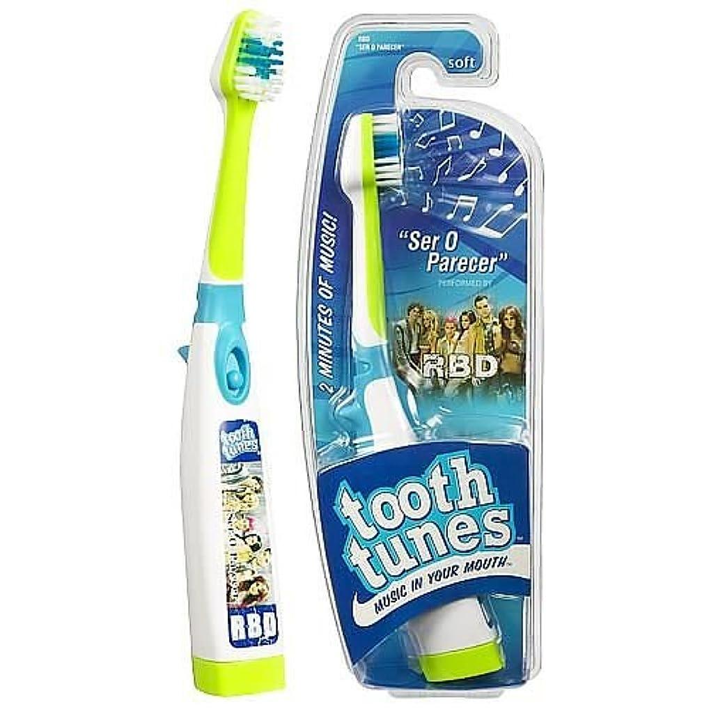 忠実没頭する軽減Tooth Tunes歯ブラシ – RBD Ser O Parecer