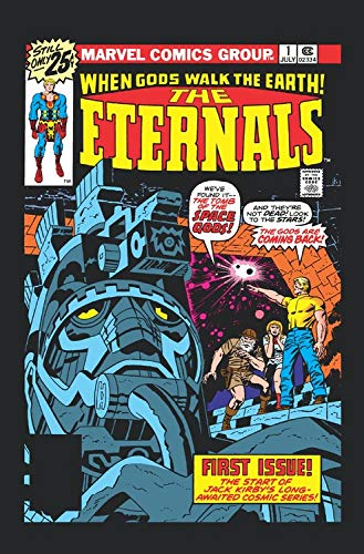 Eternals by Jack Kirby: The Complete Collection