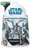 Star Wars 2008 Clone Wars Animated Action Figure No. 22 Magnaguard