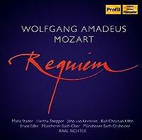Mozart: Requiem by Franz Eder