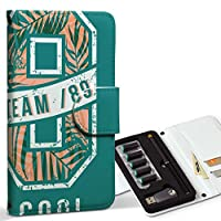 スマコレ ploom TECH プルームテック 専用 レザーケース 手帳型 タバコ ケース カバー 合皮 ケース カバー 収納 プルームケース デザイン 革 英語 数字 ロゴ 012155