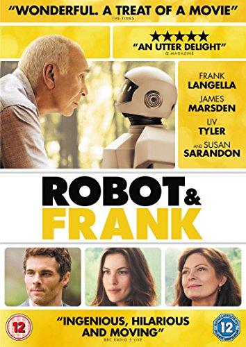 Robot and Frank [Import anglais]