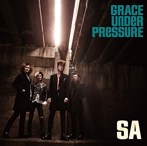 GRACE UNDER PRESSURE (初回限定盤)