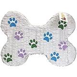 APINATA4U Puppy Paw Print Dog Bone Pinata