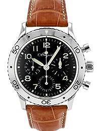 [ブレゲ] BREGUET 腕時計 3800ST/92/9W6 タイプXX アエロナバル SS/レザー メンズ 自動巻き クロノグラフ [中古品] [並行輸入品]