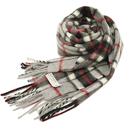 [ロキャロン] Lochcarron of scotland 英国スコットランド製 マフラー カシミヤ100% タータンチェック (グレートンプソン)