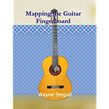 Mapping the Guitar Fingerboard