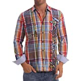 [XL・XXL・3XL]DESIGUAL(デシグアル) チェックシャツ(For Everybody) 41c1229 大きいサイズ メンズ【5000.ネイビー-XL】