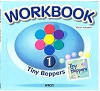 キッズ英語絵本シリーズ ワークブック 絵本WORKBOOK 1 Tiny Boppers