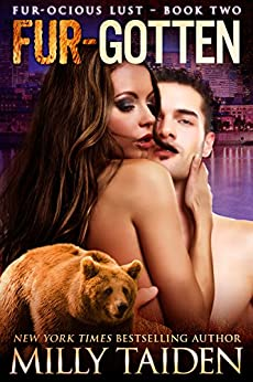 Furgotten: BBW Paranormal Shape Shifter Romance (Furocious Lust Shorts Book 2) by [Taiden, Milly]