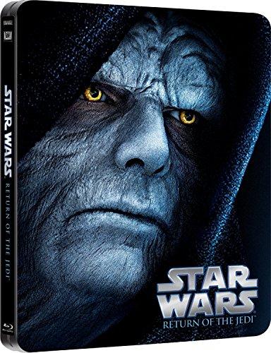 Star Wars : Return Of The Jedi - Steelbook [Blu-ray]