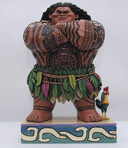 ディズニー・トラディションズ モアナと伝説の海 マウイ スタチュー