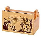 サンスター文具 ムーミン マスキングカッター 木製 ファミリー S4833287