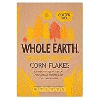 地球全体の有機コーンフレークの375グラム (x 2) - Whole Earth Organic Corn Flakes 375g (Pack of 2) [並行輸入品]