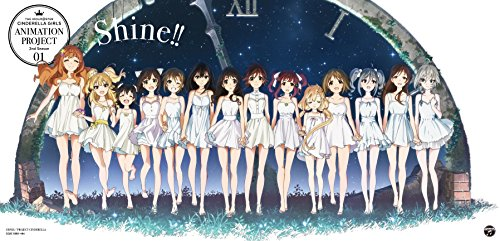 ​THE IDOLM@STER CINDERELLA GIRLS ANIMATION PROJECT 2nd Season 01 Shine!!【初回限定盤CD+Blu-ray】​の詳細を見る