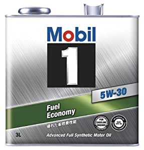 Mobil エンジンオイル モービル1 5W-30 SN/GF5 3L [HTRC3]