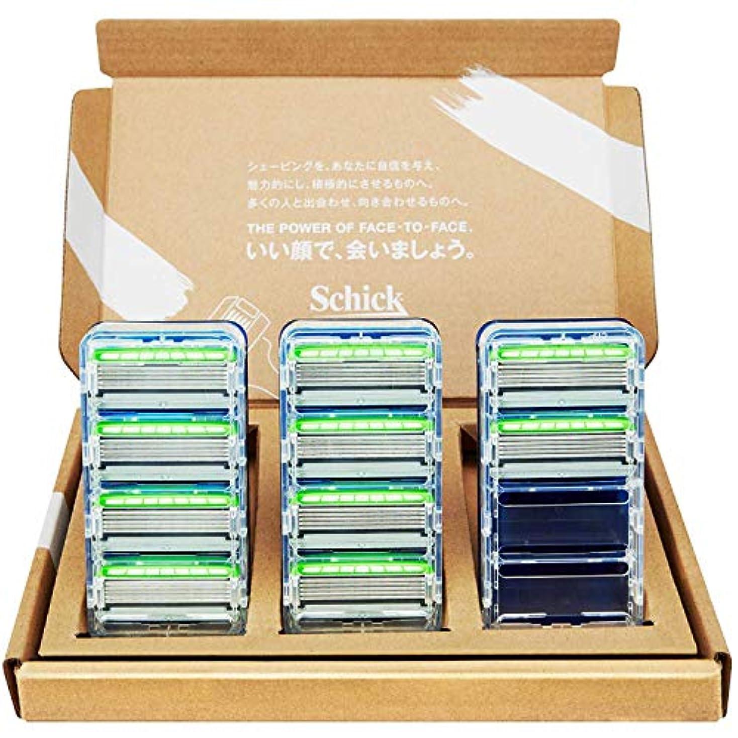 ラジウムプロフェッショナル戦い【Amazon.co.jp 限定】シック ハイドロ5 カスタム コンフォート 替刃 10コ入
