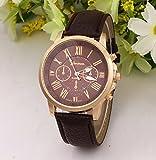 選べる 5 色 おしゃれ 腕時計 ウォッチ ユニセックス メンズ レディース かっこいい かわいい スーツ に 似合う