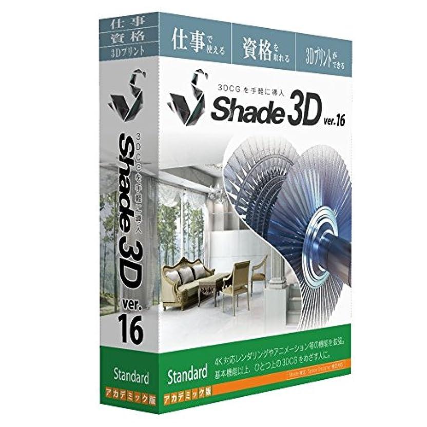 興奮望遠鏡解釈SHADE3D Shade3D Standard ver.16 アカデミック
