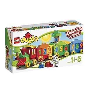 レゴ (LEGO) デュプロ かずあそびトレイン 10558