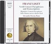 Verdi Opera Transcription