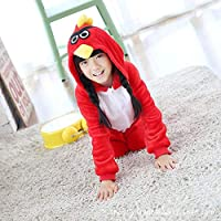 Kids Pajamas Sleepwear Jumpsuit Unisex Boys Girls Cloth Baby Rompers Flannel Onesies Costume Zhaozb (Color : Pink Stitch, Size : 7)
