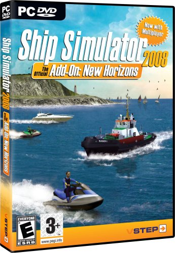 Ship Simulator 2008 Official Add-On: New Horizons (輸入版) Lighthouse Interactive