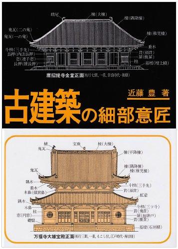 古建築の細部意匠の詳細を見る