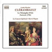CLERAMBAULT: Triomphe d'Iris【CD】 [並行輸入品]