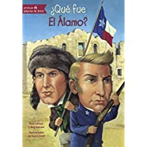 Que Fue El Alamo? /What Was The Alamo? (Que Fue...? / What Was...?)