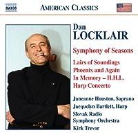 ロックレア:管弦楽作品集