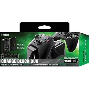 NYKO CHARGE BLOCK DUO XboxONE