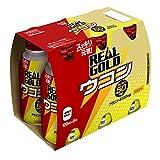 コカ・コーラ リアルゴールド ウコン ボトル缶 100ml×6本
