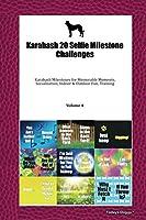 Karabash 20 Selfie Milestone Challenges: Karabash Milestones for Memorable Moments, Socialization, Indoor & Outdoor Fun, Training Volume 4