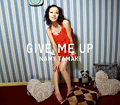 玉置成実「GIVE ME UP」のジャケット画像
