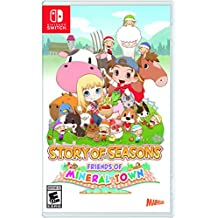 Story of Seasons Friends of Mineral Town - Nintendo Switch