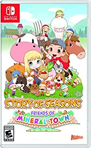 Story of Seasons: Friends of Mineral Town(輸入版:北米)- Switch