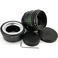 HELIOS 44-2 58mm F2 Russian Lens + Adapter Micro 4/3 MFT Mount Olympus PEN OM-D E M1 M5 MARK II M10
