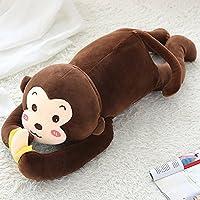 yousyu 猿/さるぬいぐるみ 動物ぬいぐるみ おもちゃ 可愛いぬいぐるみ 特大 子供グッズ  お誕生日プレゼント (100cm)